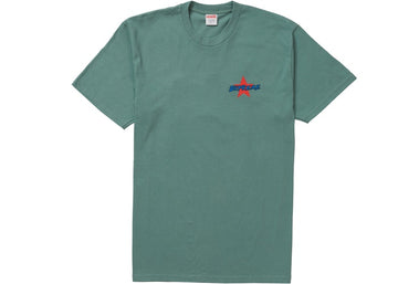 Supreme Money Power Respect Tee Dusty Teal