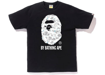 Bape Tee By A Bathing ape Space Camo