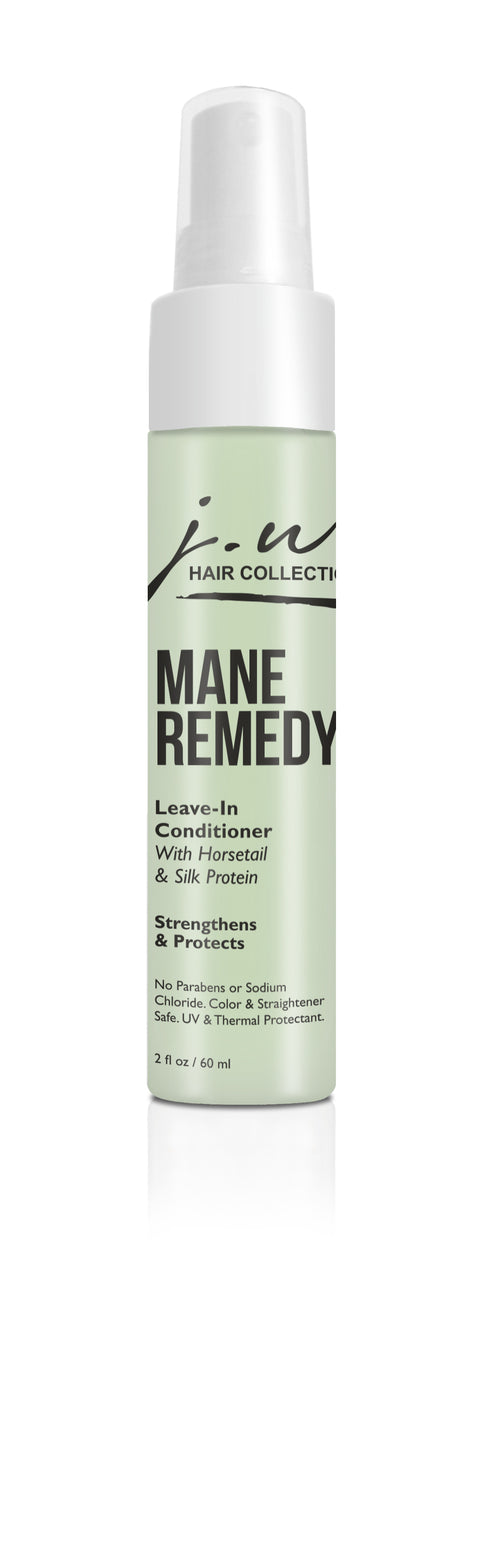 Mane Remedy Strengthening Leave-in Conditioner