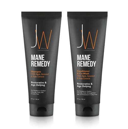 Mane Remedy Shampoo & Conditioner/Co-Wash