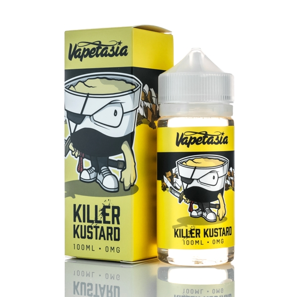 Killer Kustard by Vapetasia, 100mL