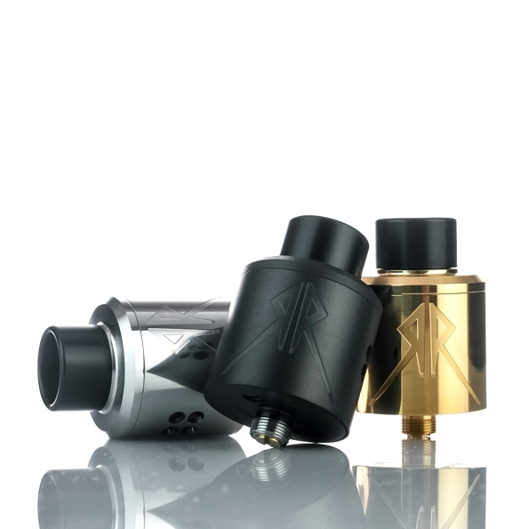 Recoil Rebel RDA by GrimmGreen X OhmBoyOC