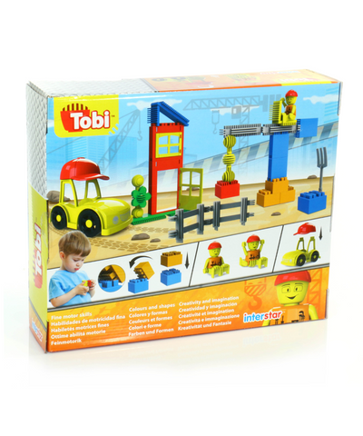 TOBI THE BUILDER 85030