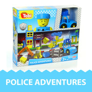 POLICE ADVENTURES 85010