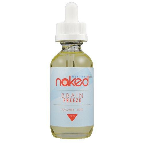 Naked 100 Menthol By Schwartz - Brain Freeze
