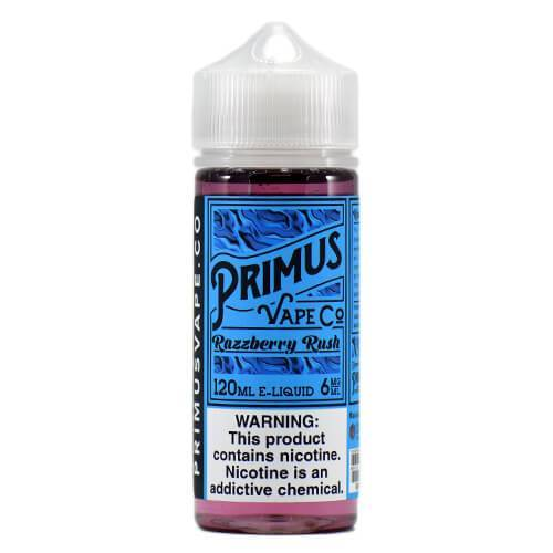 Primus Vape Co - Razzberry Rush