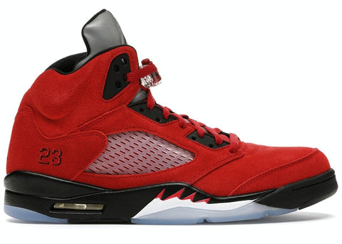 JORDAN 5 RETRO RAGING BULL RED (2021)