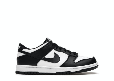 NIKE DUNK LOW RETRO WHITE BLACK (GS)