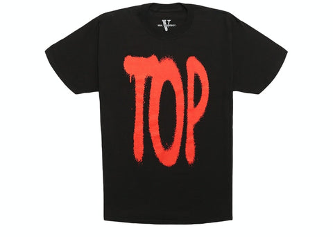 YOUNGBOY NBA X VLONE TOP TEE BLACK