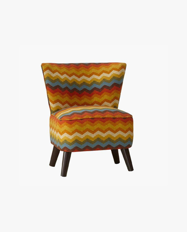 Armless Accent Chair