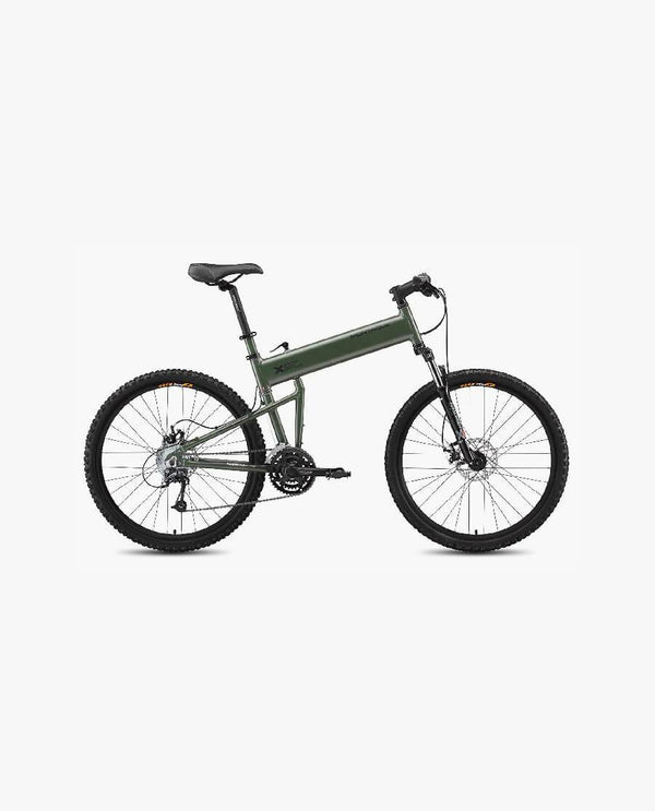 Bicicleta Mountainbike Plegable