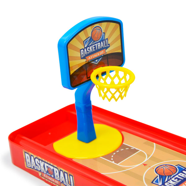 Mini Desktop Basketball Game Home Office Desk Toy