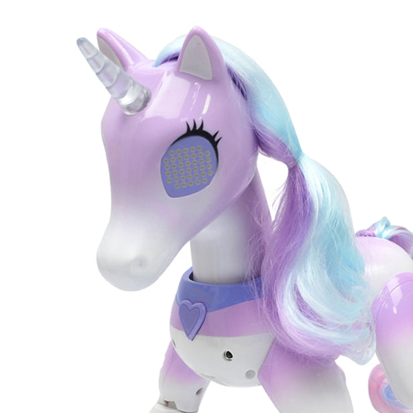 Baby Electronic Pet Touch Induction Magic Unicorn