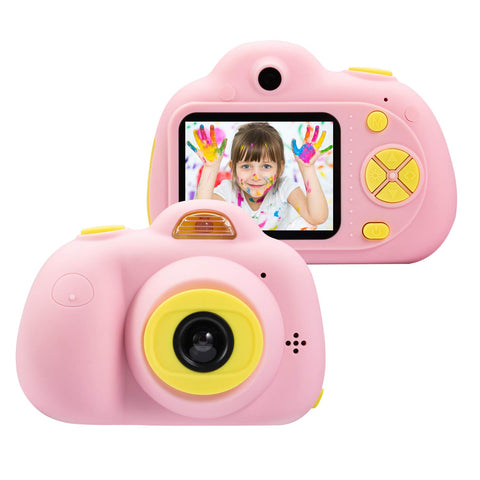 Kids Camera Gifts with Soft Silicone Shell