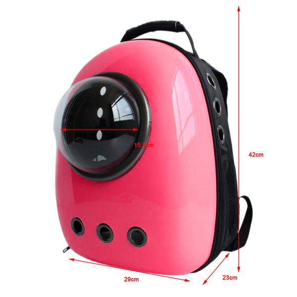 Astronaut Capsule Pet Carrier Backpack