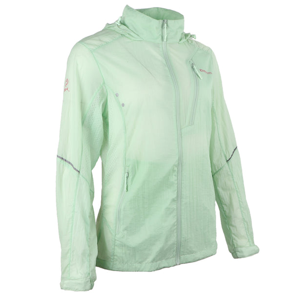 Unisex UV Sun Protection Clothing Outdoor Sports Sunscreen Coat Ice Green S