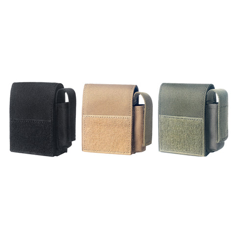 Nylon Cigarette Pouch Lighter Waist Pack