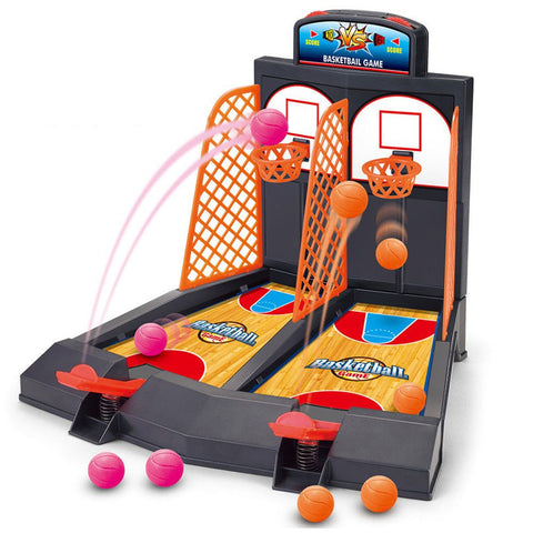 2-Player Desktop Table Basketball Games