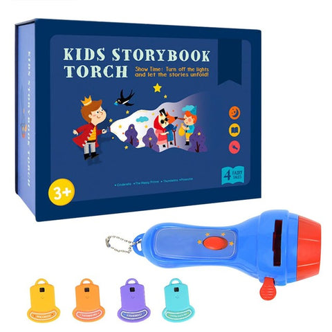 Kids Story Book Torch
