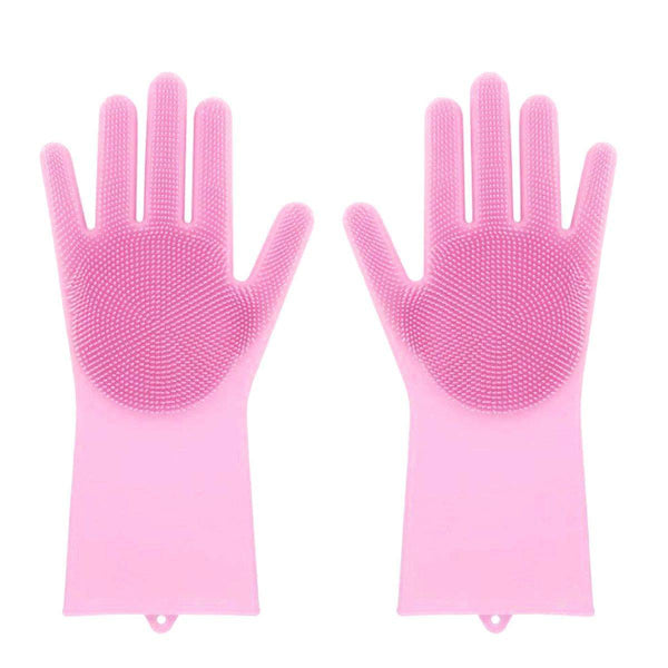 Multifunctional Silicone Magic Gloves