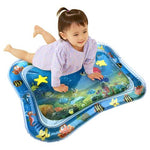 Tummy Time Inflatable Water Mat Ice Pad for Babies 60*50cm
