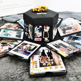 Creative  DIY Surprise Explosion Box - Valentine's Day Gift - Loviver.com