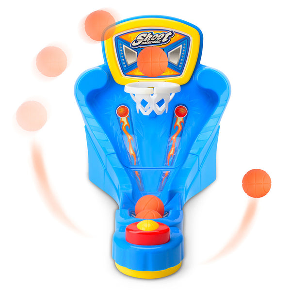 Play Kreative Crazy Shot Finger Basketball Shooting Game