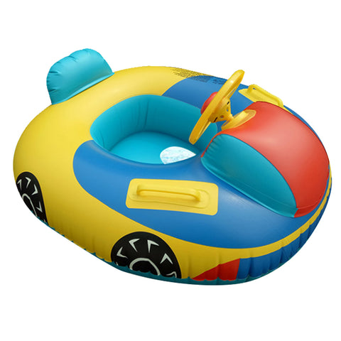 Ring For Kids Baby Floating Seat Boat Car Summer