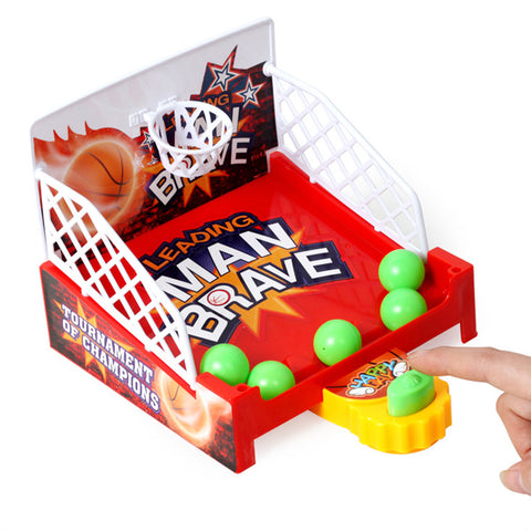DIY Assembling Finger Basketball Shooting Toy