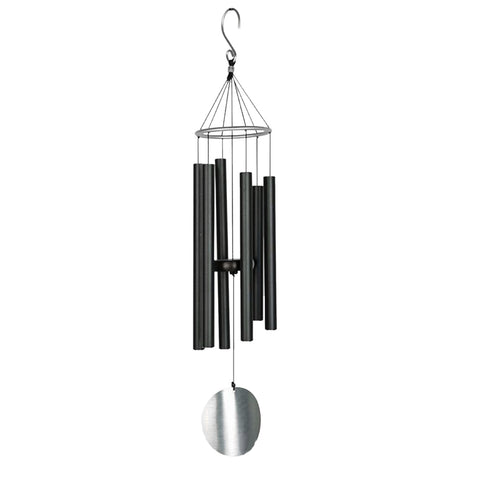 6 Tubes Bells Outdoor Hanging Wind Chime
