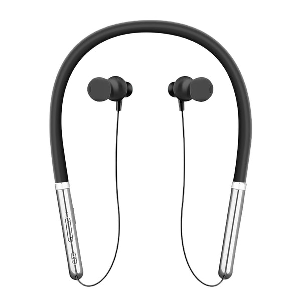 Wireless Sports Ear Buds Bluetooth Headset In-Ear Subwoofer Headphone Black