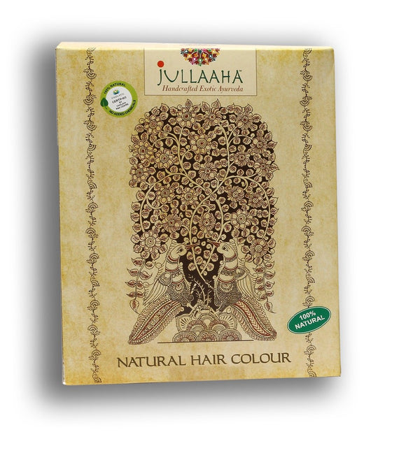 Natural Hair Colour - Jullaaha Boutique