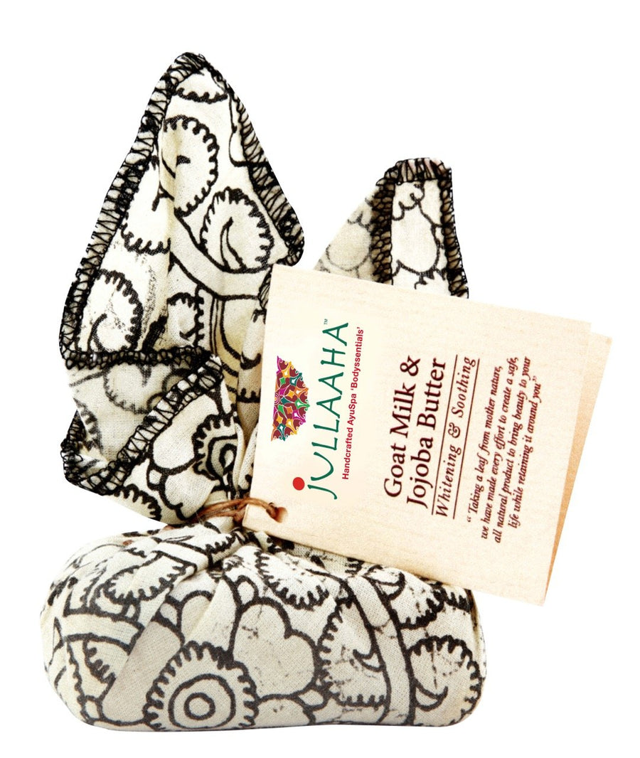 Goat Milk & Jojoba Oil Bathing Bar - Jullaaha Boutique