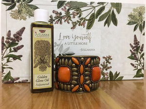 Golden Glow Set - For Dry/Sensitive Skin (Glowing Skin Challenge) - Jullaaha Boutique
