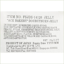 Abc Bakery Jelly (27Pc X 15G) - Snacks