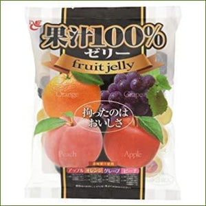 Ace Bakery 100% Jellies (15G × 33P) 100% - Snacks