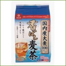 Hakubaku Barley Tea 416G (52Pc X 8G) - Beverage