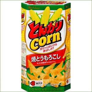 House Tongari Corn Grilled Taste 75 G - Snacks