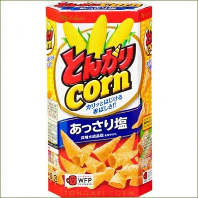 House Tongari Salted Corn 75 G - Snacks