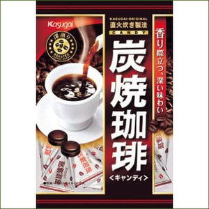 Kasugai Sumiyaki Coffee Candy 100G <> - Snacks