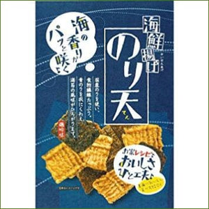 Maruka Shokuhin Nori Ten Rice Crackers 90G - Snacks