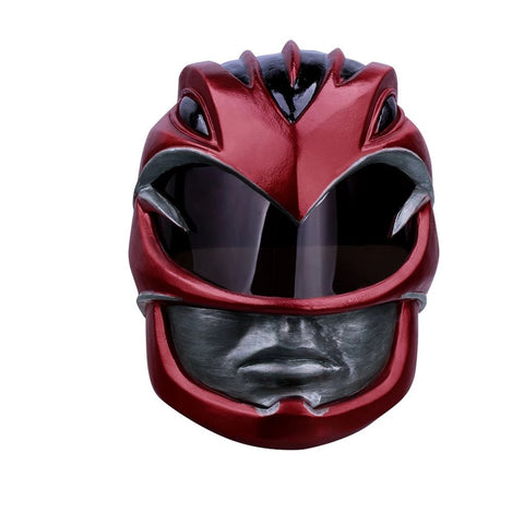 Power Rangers Mighty Morphin  Legacy Red Ranger Cosplay Helmet