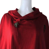 Game World of Warcraft WOW Alliance Horde Hooded Colak Cape