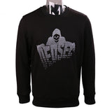 Watch Dogs 2 Marcus Long Sleeve Hoodies Men's Cosplay  Black Sweatshirts