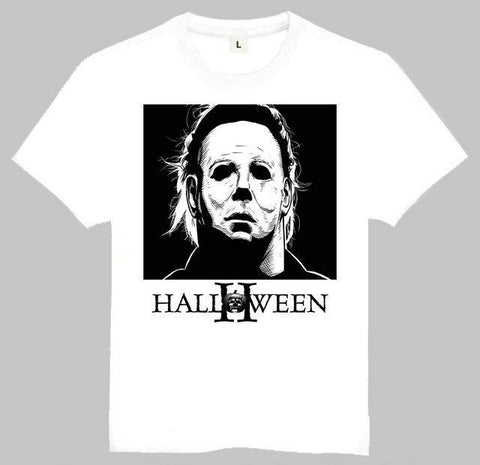 2018 Halloween Michael Myers Cosplay  Shirt