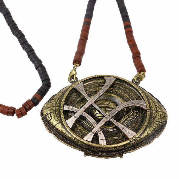2016 Marvel Movie Cosplay Doctor Strange Necklace And Ring