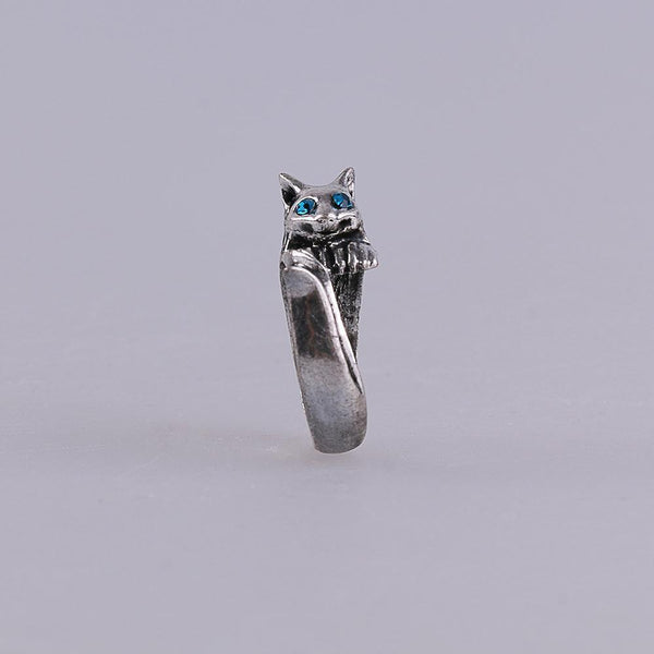 Dark Souls 3 Cat Metal Ring Cosplay Prop