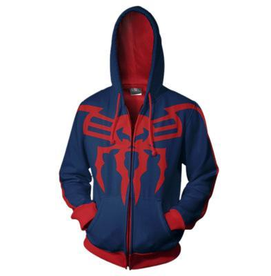 Spiderman Cosplay Sweater Spider Man
