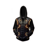 Fortnite Omega Cosplay Costume Jacket Sweater Zipper Clothing
