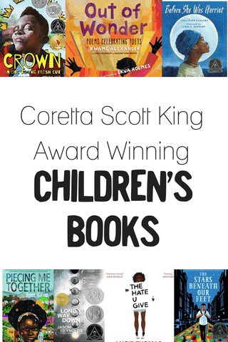 coretta scott king children's books
